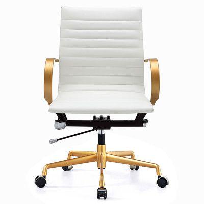 Desk Chair Reviews Allmodern Best Office Chair White Office Chair Chair