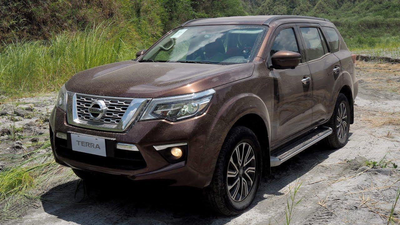 2019 Nissan Terra Suv Driving Experience Nissan Suv Driving Experience