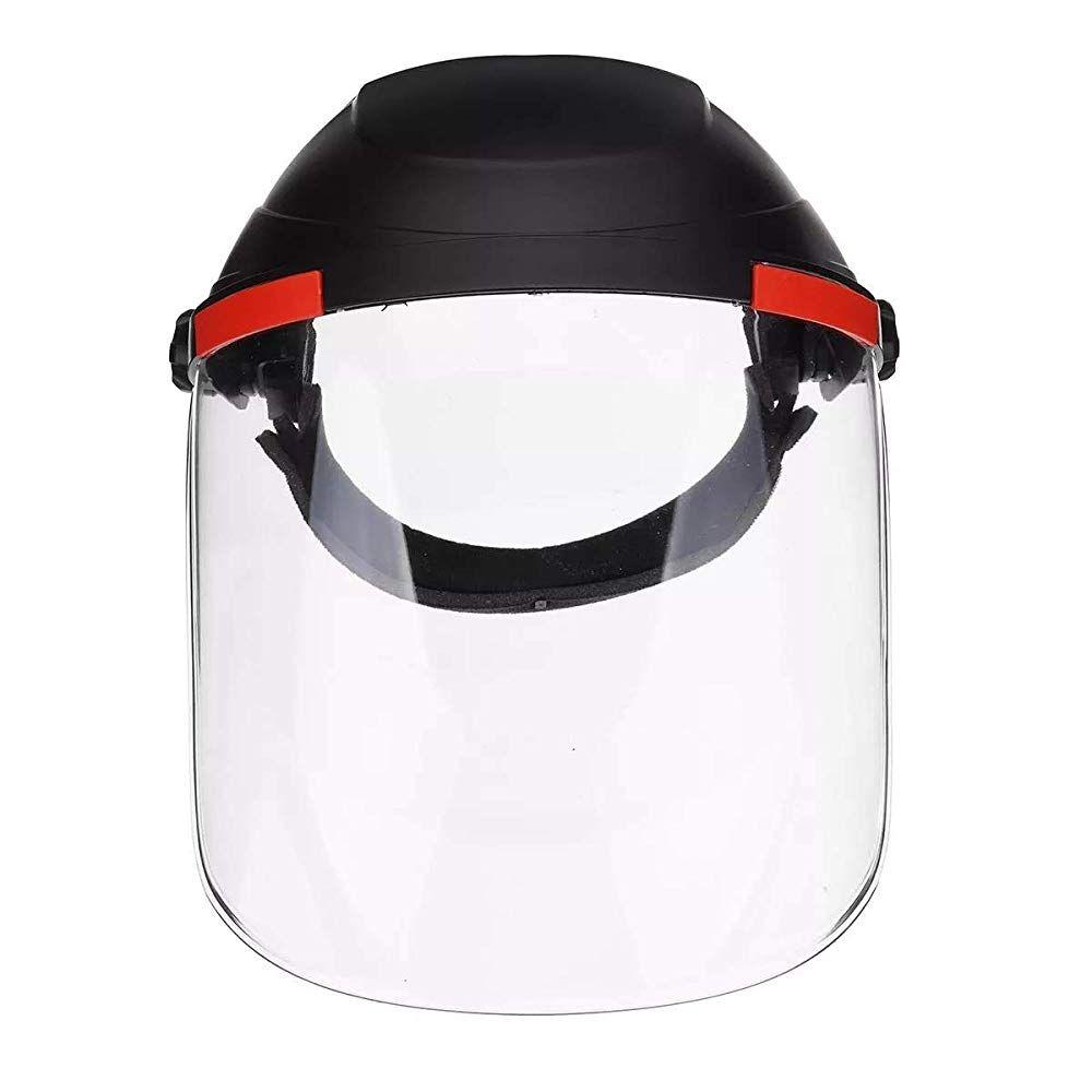 Schutzmaske Plexiglas