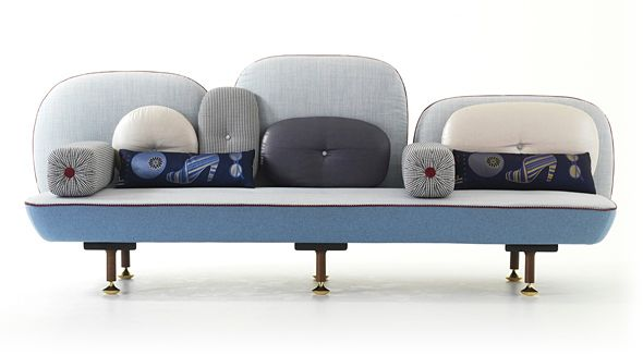 My Beautiful Backside couch, Moroso