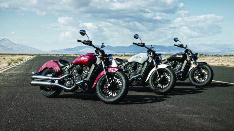 Indian Scout Sixty Is A Cheaper Version Of An Awesome Cruiser Update Explorador Indio Motocicletas Indian Motos