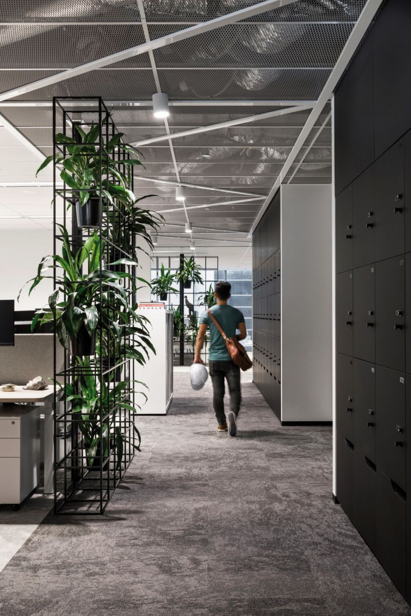 Office Tour Quadrant Energy Offices Perth Moderne