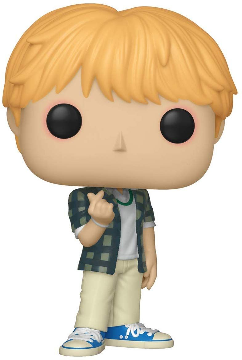 Possibly Can Be Found In A Supermarket Funko Funko Pop Bts Jin