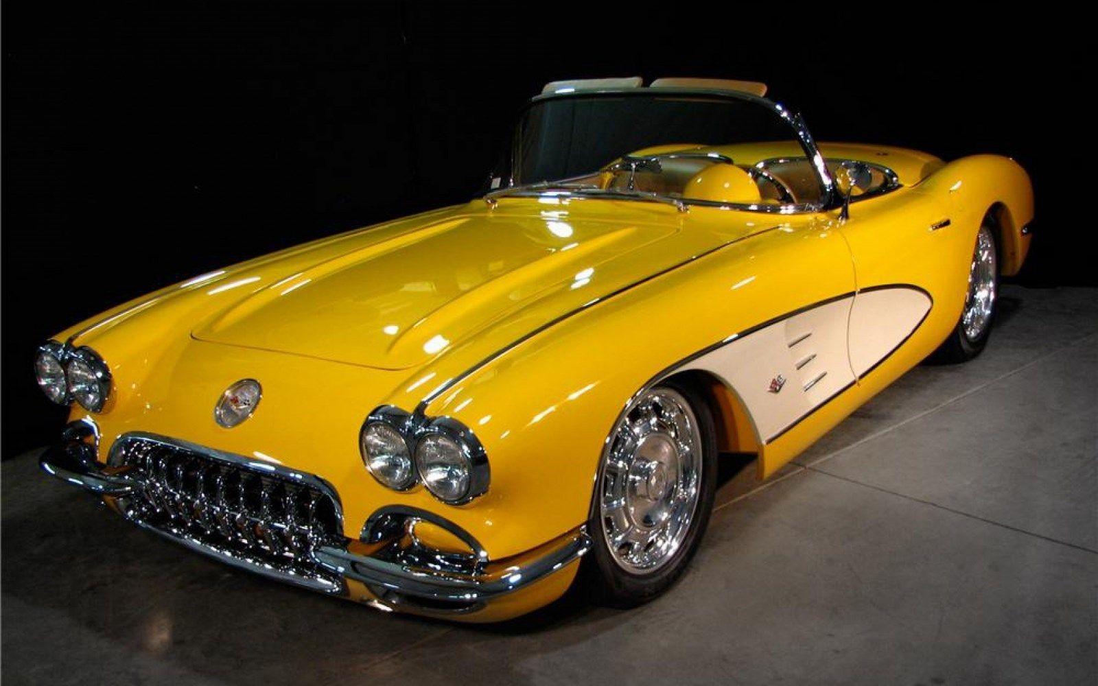 1959 Chevrolet Corvette Chevrolet Pinterest Flats