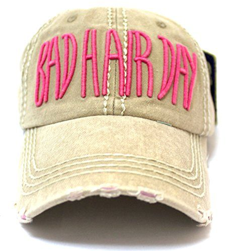 Bless Your Heart Funny Saying Pink Baseball Cap Hat Adjustable Unisex Gift
