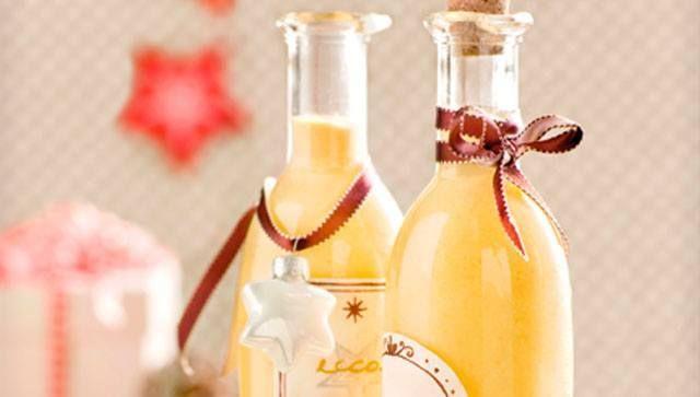 Licor de mango, muy sabroso y especial para fin de año http://buff.ly/1xGFJCf