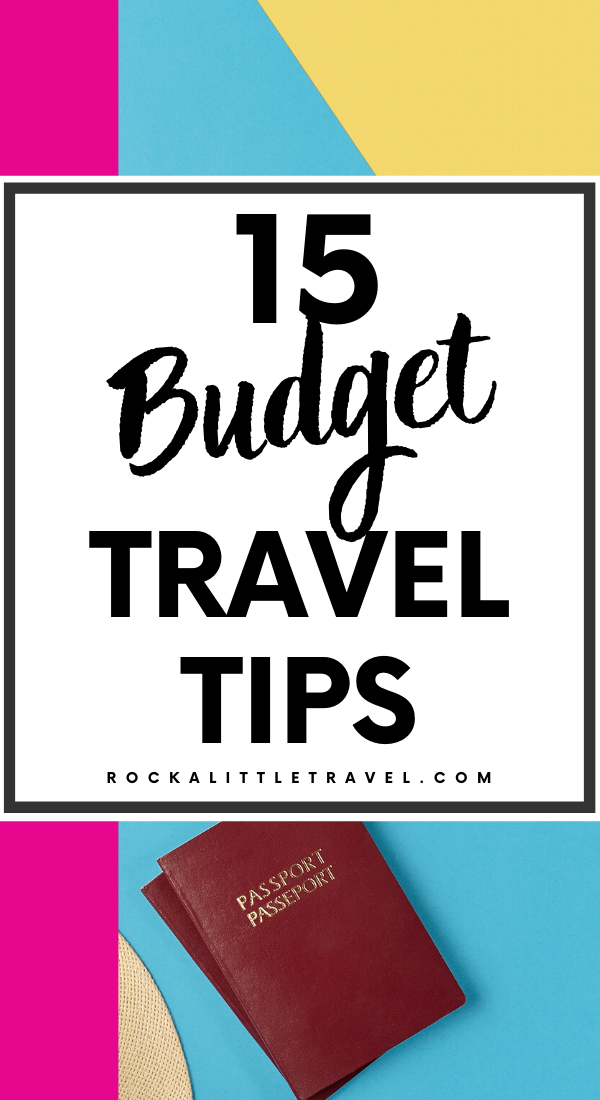 15 budget travel tips. How to find cheap flights. #budgettravel #budgettraveltips #travelhacks #cheaptravel