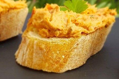 Rillettes de thon et tomates séchées - Recette i-Cook'in   Guy Demarle