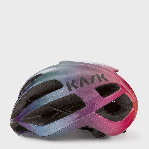 Paul Smith Kask Rainbow Gradient Protone Cycling Helmet