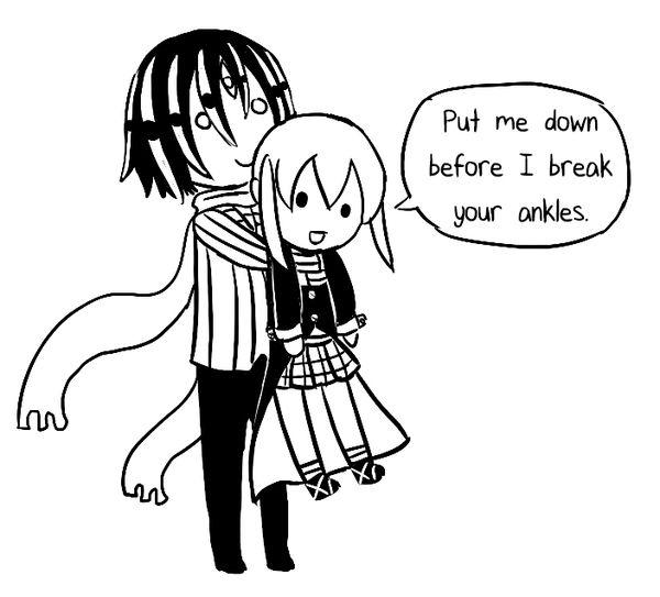 Asura and maka