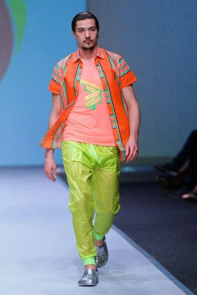 Durban Fashion Fair | Sbusiso Sefatsa
