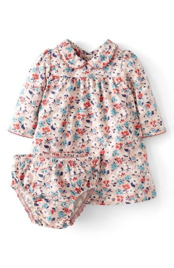 0c18c89b272 Mini Boden 'Pretty' Jersey Dress (Baby Girls) available at #Nordstrom