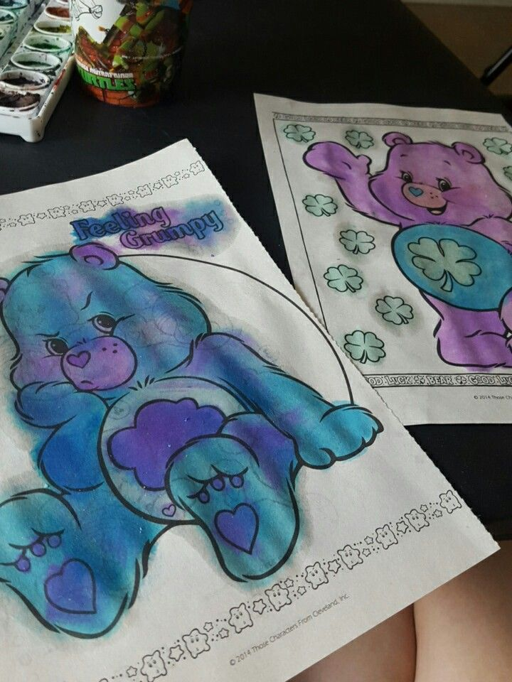 Care Bear Coloring Pages Ddlg Babygirl Littlegirl Carebear Coloringpages Cgl
