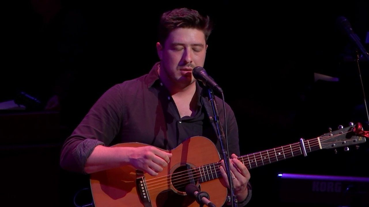 When I Get My Hands On You Marcus Mumford 12 3 2016 Youtube