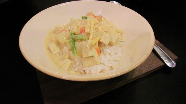 Dinan keittiö: Tofu-currykastike