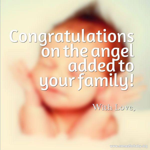 congratulation baby born