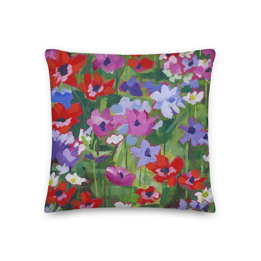 flower shaped pillows for sale