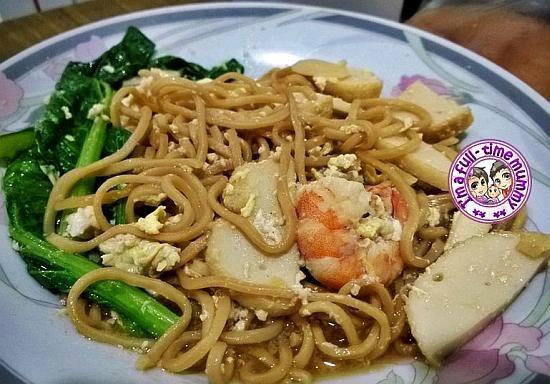 Braised Yee Mee Cantonese Style Braised Recipes Food