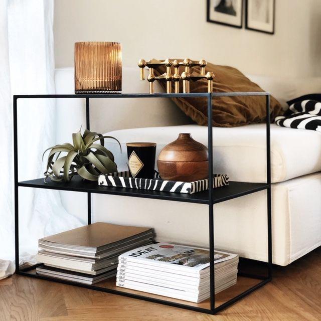 Werbung #Wohnzimmer #glamstyle #animalprint #hmhome