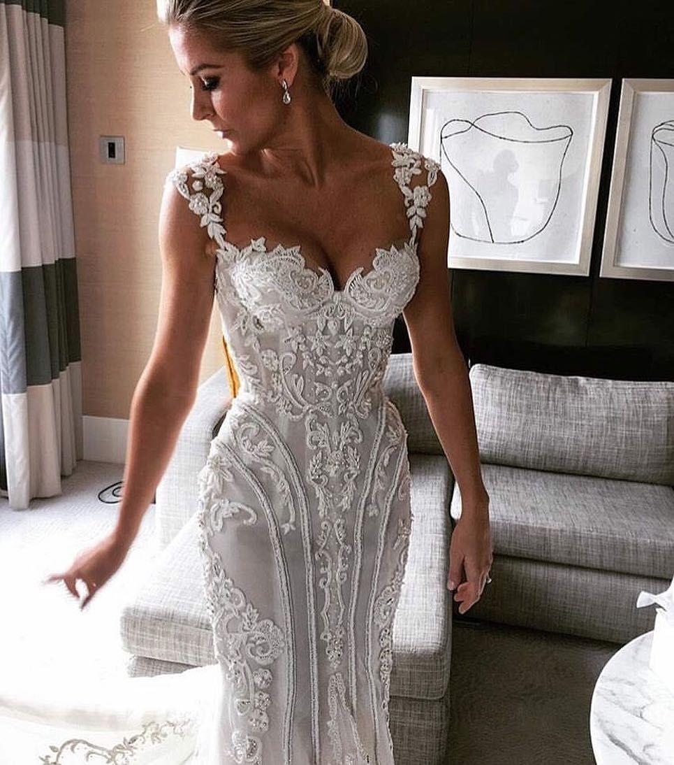 Stunning bride amy stevenkhalil bridesstyle wedding