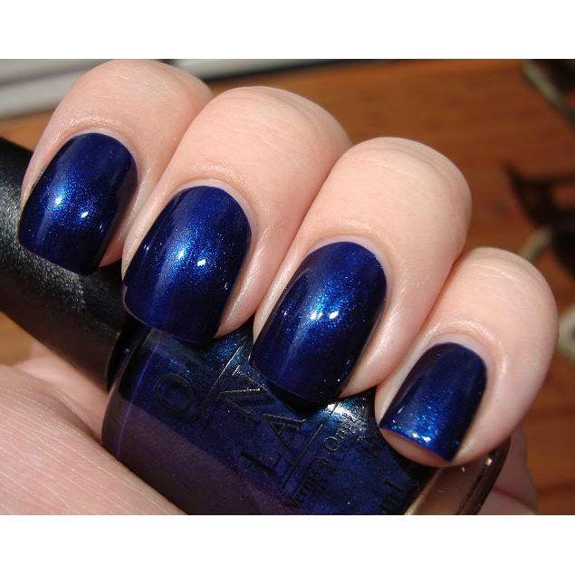 Opi-gelcolor-russian-navy-wow Beautiful. ....