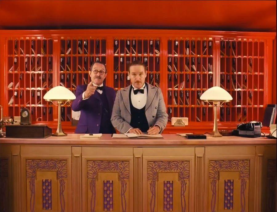 Отель гранд будапешт картинка
