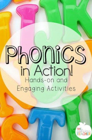 Phonics in Action! - The Applicious Teacher