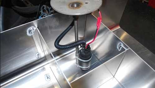 Building An Aluminum Fuel Gas Tank Cell Fuel Gas Diy