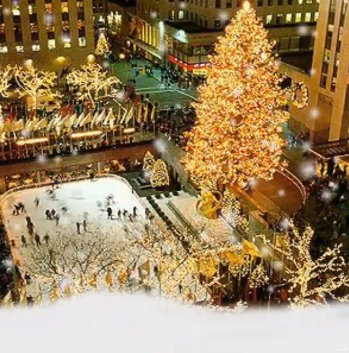 NYC During The Holiday Season / When My Kids Are Older We Will Definitely  Doing A New York Christmas !