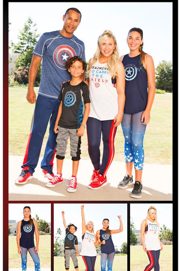 017dfed61b9a77 Her Universe Launches A Marvel Activewear Collection At Kohl's | Me ...