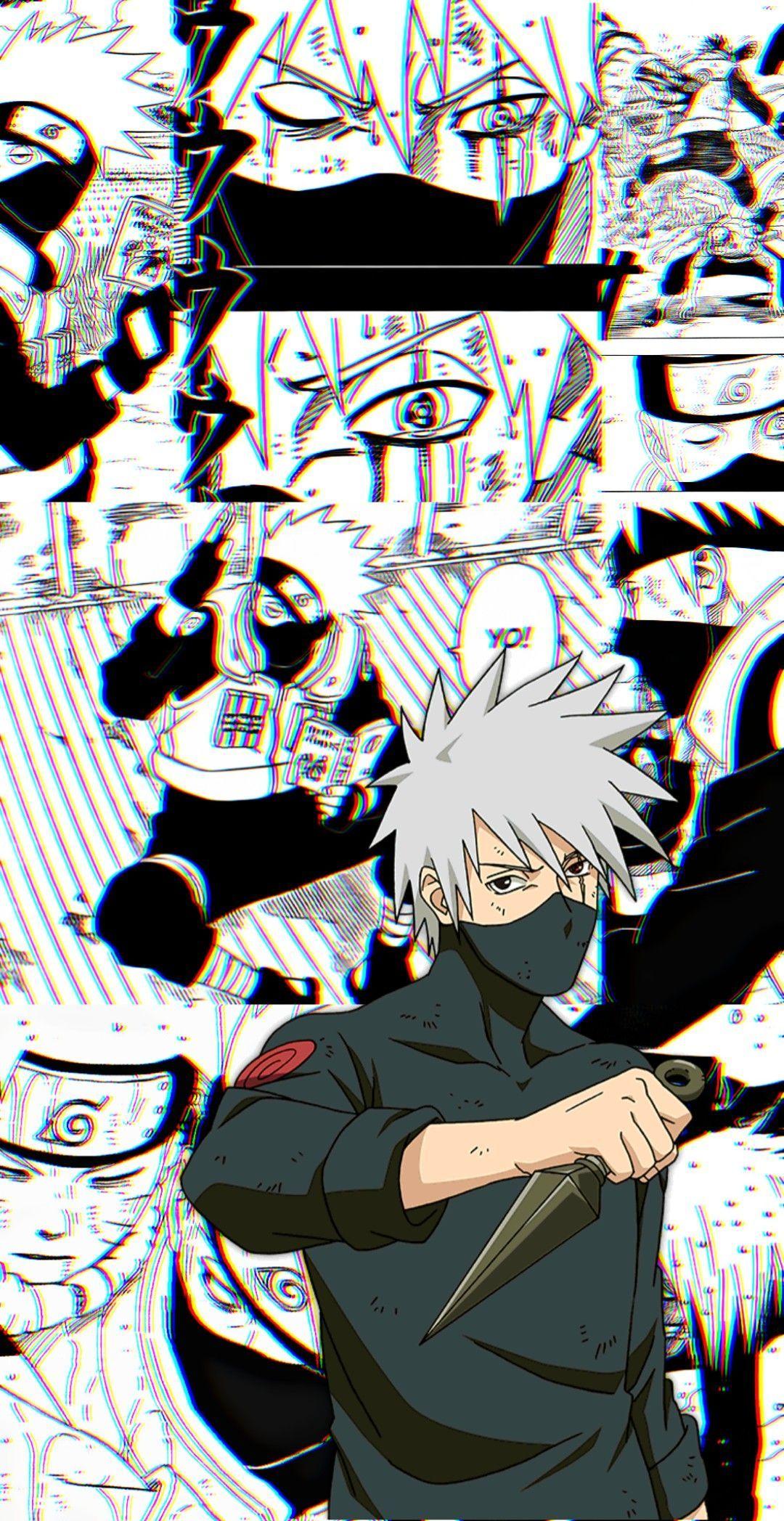 Hotkey Kakshi Em 2020 Naruto E Sasuke Desenho Animes Wallpapers Personagens De Anime