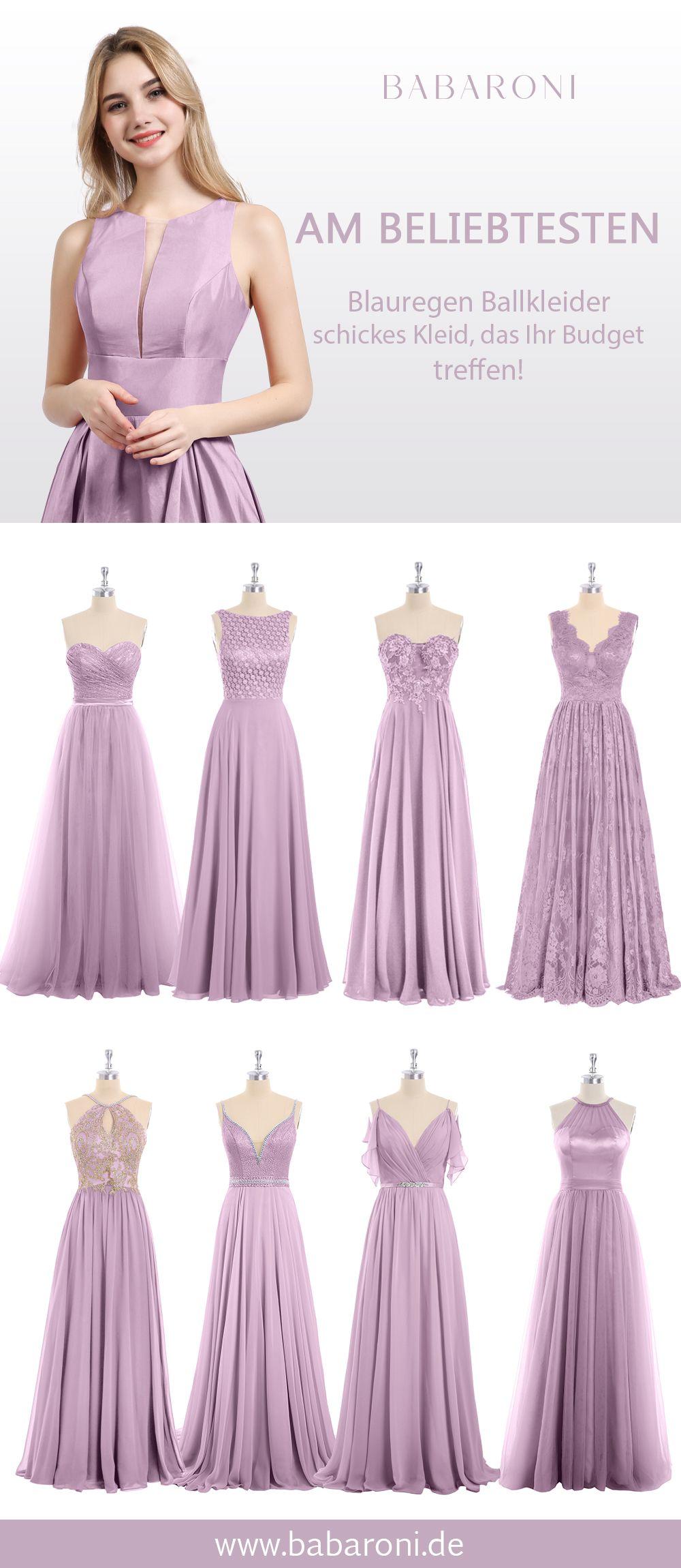Abendkleider  Lila abendkleid, Abendkleid, Lila kleid