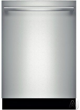 Bosch Shx4at75uc Fully Integrated Dishwasher With 14 Place Setting