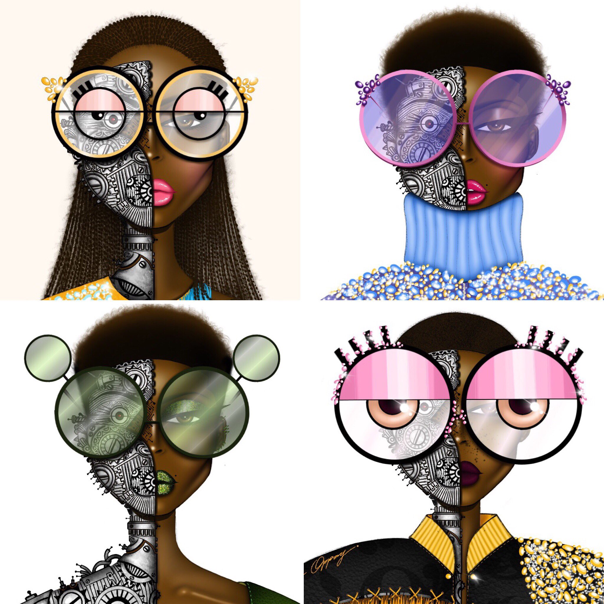 Modern Urban Black Girl: Pin By Keely James On Celebrate Me Black! (With Images