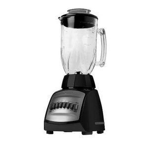 Black Decker 48 Ounce Wide Mouth Glass Jar 12 Speed Blender