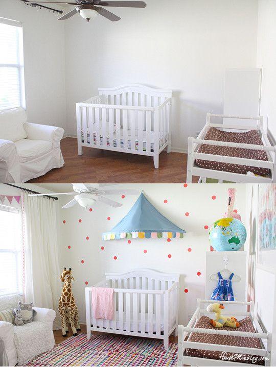 Diy Nursery Projects Nursery Diy Projects Cheap Nursery Ideas Baby Girl Nursery Diy
