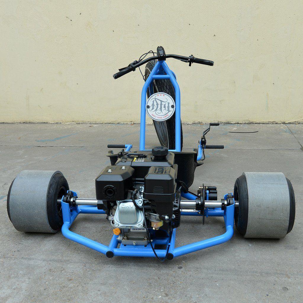 Motor HQ Electric Triker 24V 120W Drift Trike Scooter
