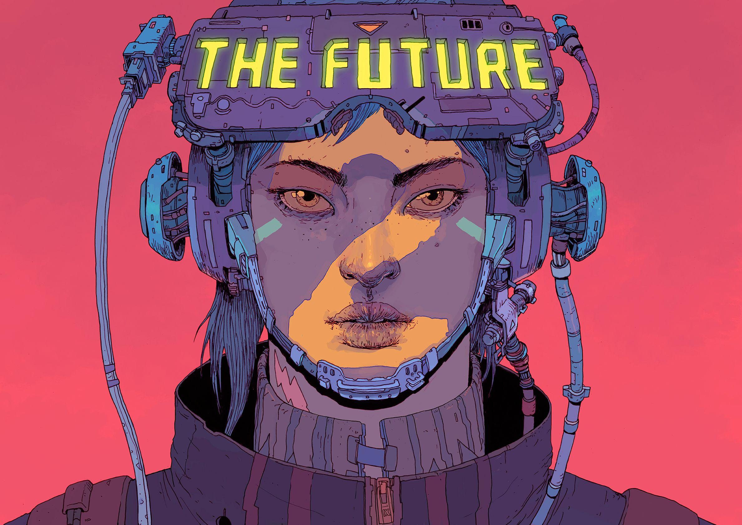 """Auf @Behance habe ich dieses Projekt gefunden: """"The Future is Now - Volume Two // Kickstarter!"""" https://www.behance.net/gallery/34904219/The-Future-is-Now-Volume-Two-Kickstarter"""