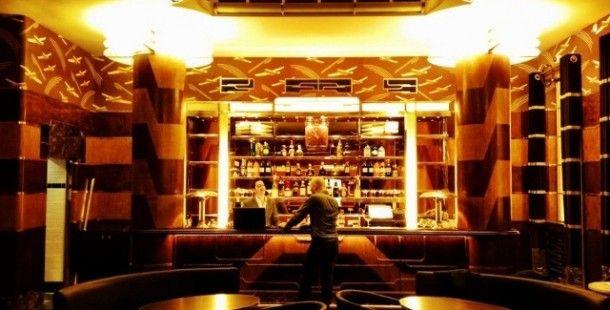 Bar Américain at Brasserie Zedel | Bars | Pinterest | Bar and ...