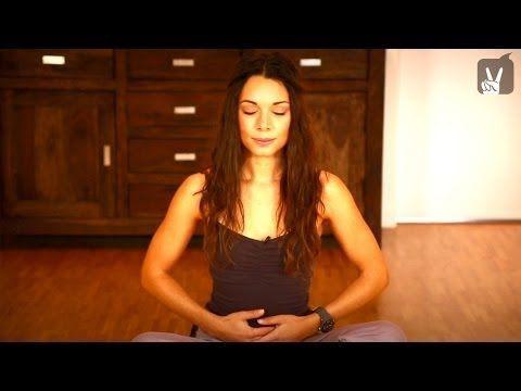 yoga fit in 5 minuten Übungen gegen stress  fitness und