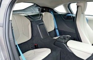 2015 Bmw I8 Back Seats