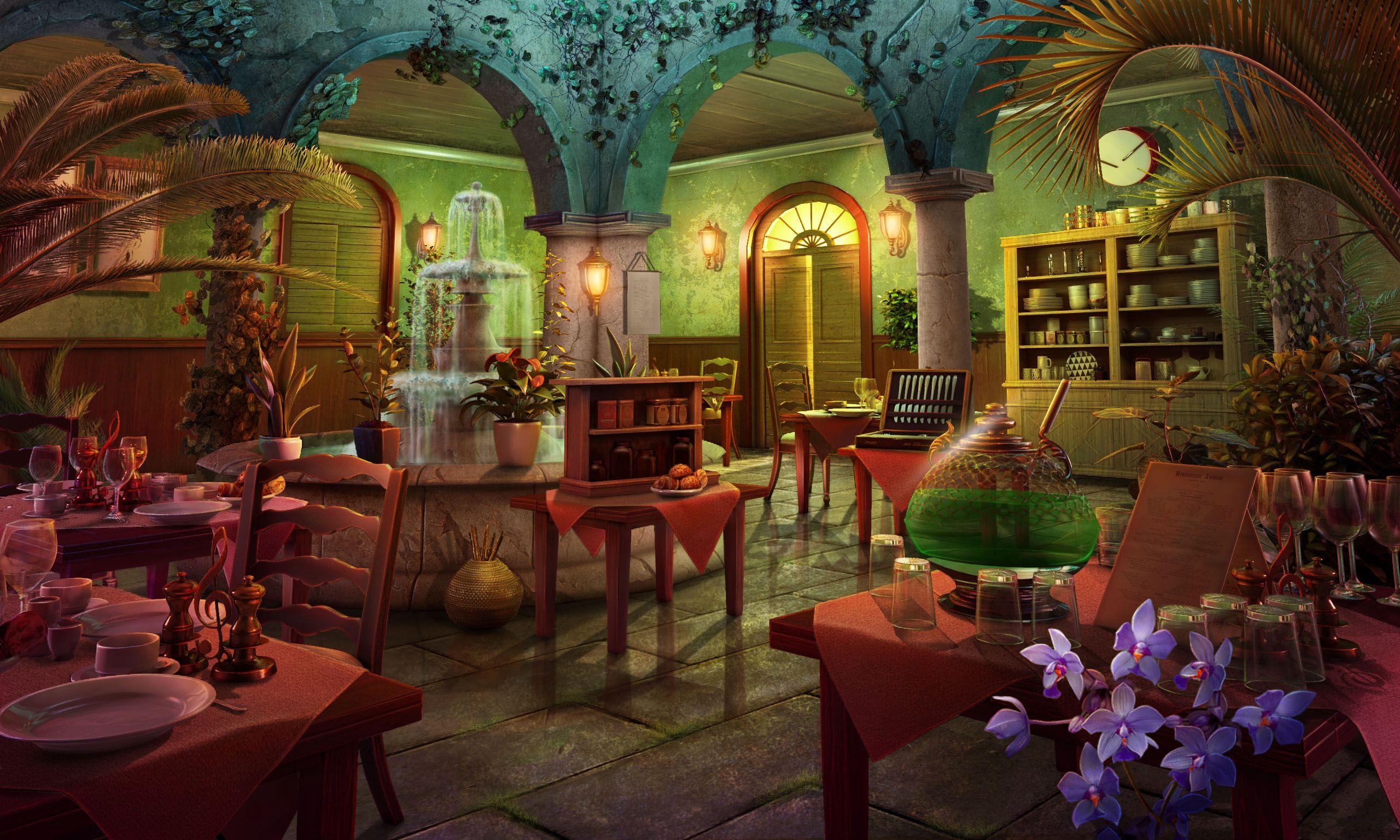 art gameart interior gamedev gamedevelopmentart