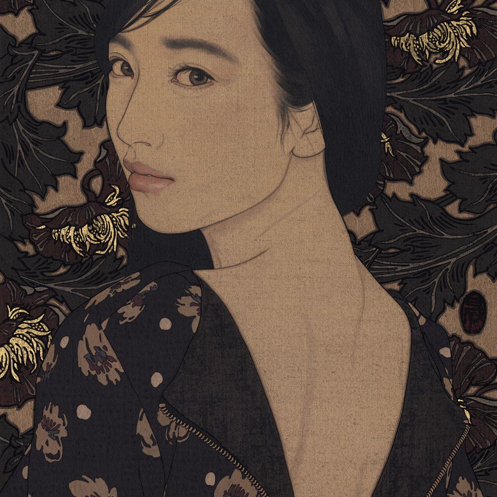 Pin by naojiro on Artists | Designers | Japanese art, Art inspiration  drawing, Portrait art