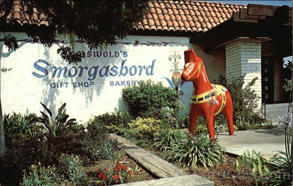 Griswold S Smorgasbord Restaurants Claremont California