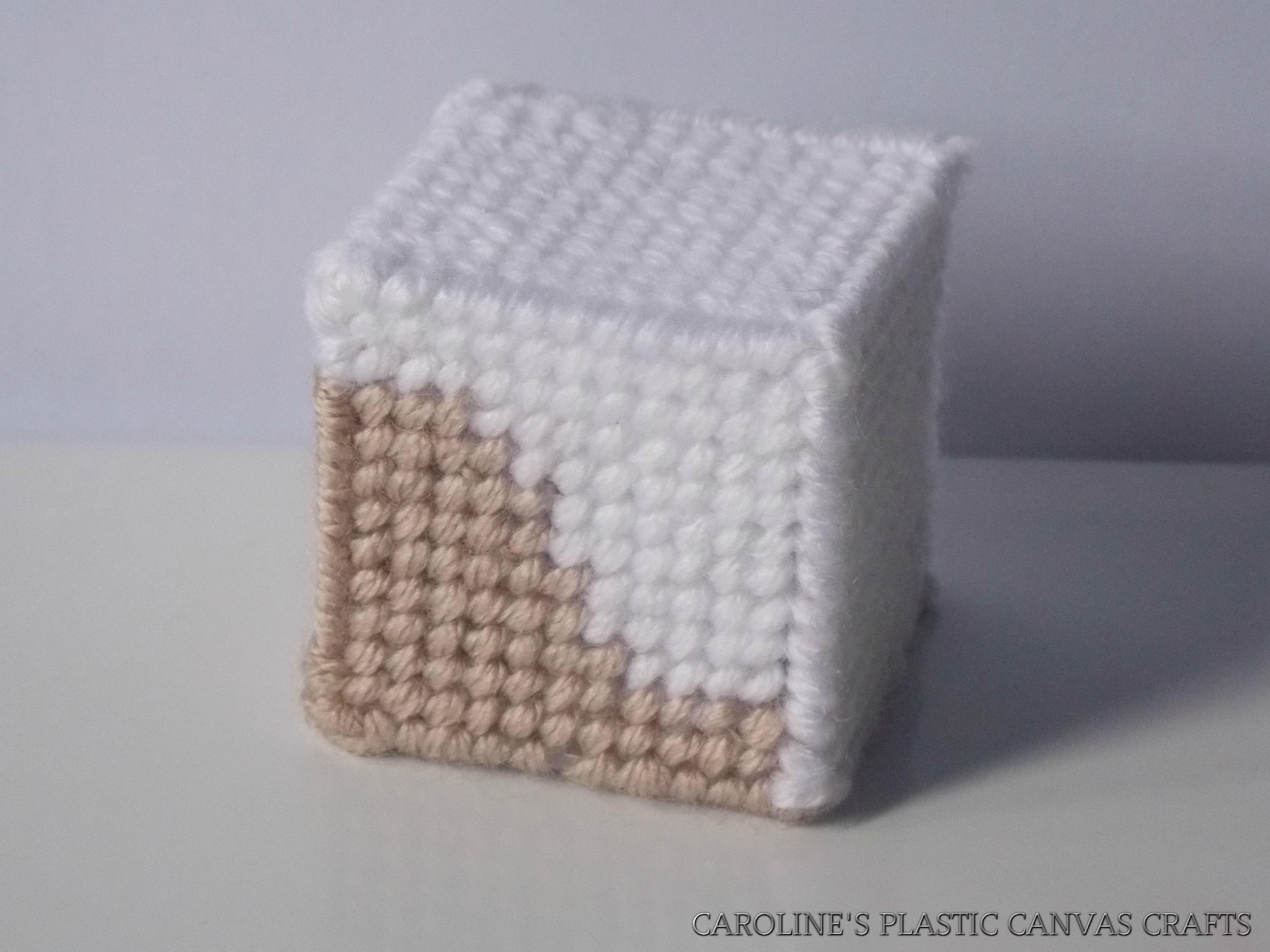 Pin de Caroline\'s Plastic Canvas Crafts en How to make Plastic ...