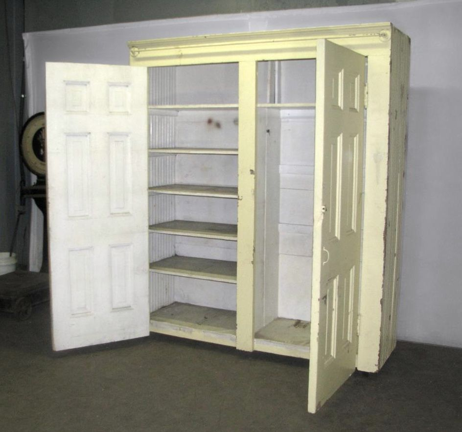 Diy free standing closets baby shower girl pinterest for How to make wardrobe closet
