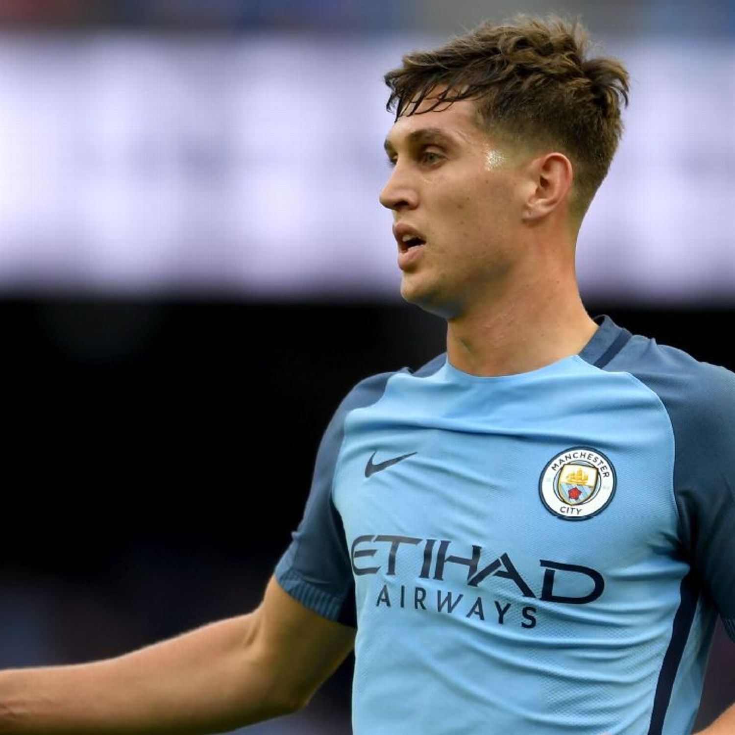 John Stones has dream to captain Manchester City and England