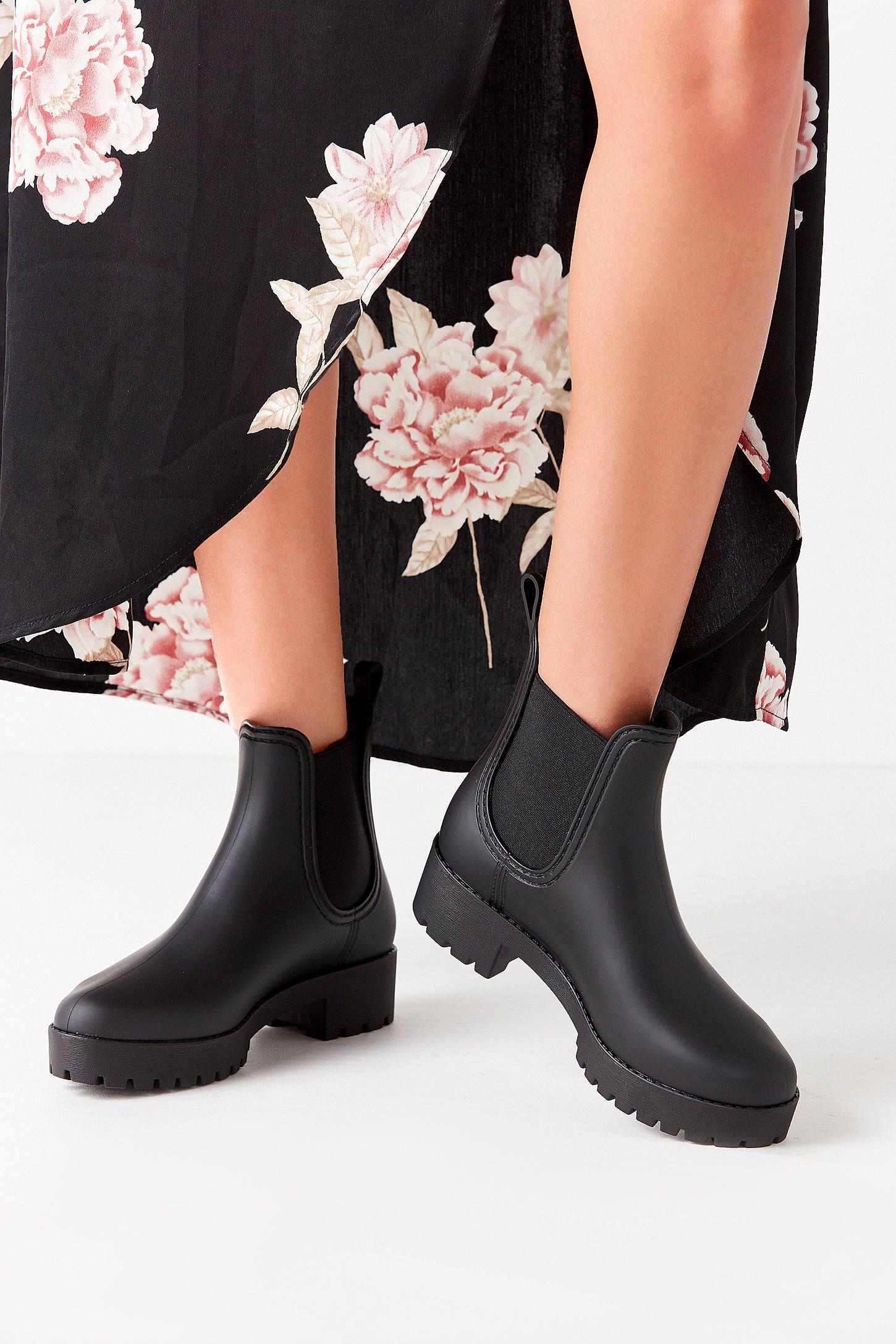 Jeffrey Campbell Cloudy Rain Boot