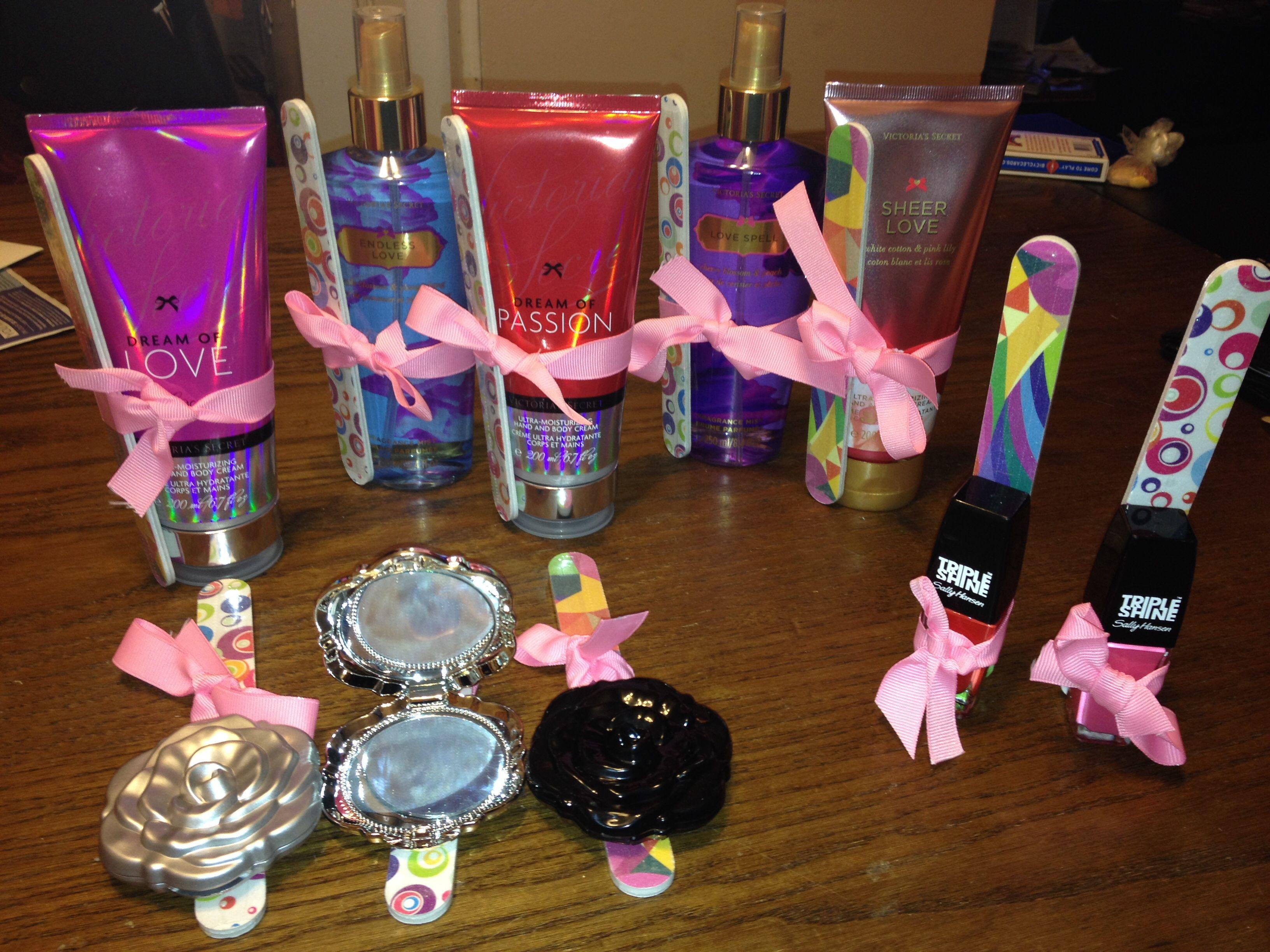 prizes for bridal shower games