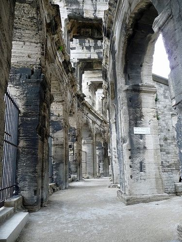 Roman Amphitheater, Arles, France | France travel, Italy honeymoon ...